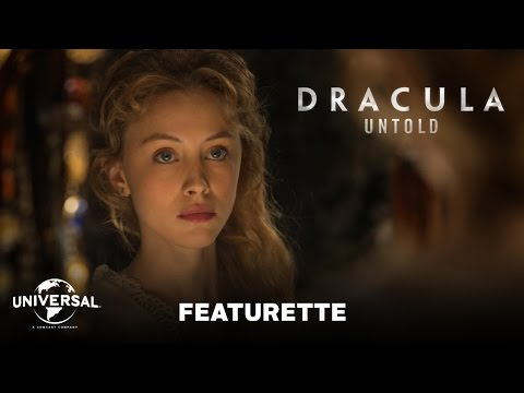 Dracula Untold (Featurette 'Meet Mirena')