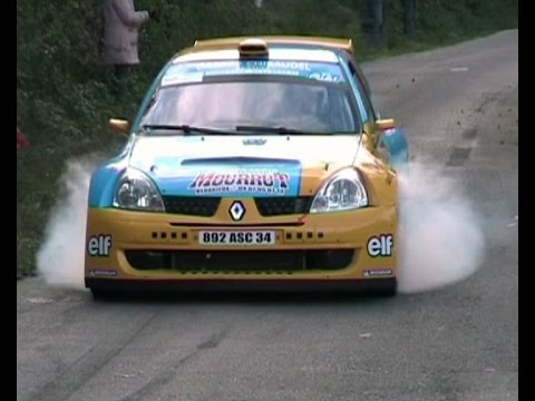 Rallye des Cévennes 2006 Best of
