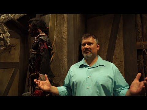 Behind the Scares of HHN24: Roanoke- Cannibal Colony