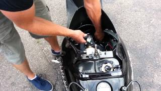 9. My scooter has no spark how to fix. gy6 chinese scooter 139qmb qmb139 50cc 150cc
