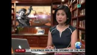 NewsLife -- Rule of Law: 'Filing petition of annulment in court abroad' (letter from: Farrah Ricario) - [June 23, 2014]...