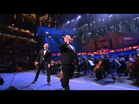 Simon Russell Beale - BBC Proms 2010 - Sondheim at 80 The Frogs - Invocation and Instructions to the Audience Simon Russell Beale Daniel Evans.
