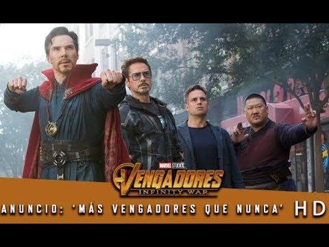 Vengadores: Infinity War - VeMás Vengadores que nunca?>