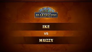 Ike vs Muzzy, game 1