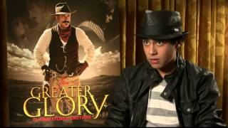 Nonton For Greater Glory   Cristiada   Movie   2012   Interview With Mauricio Kuri Film Subtitle Indonesia Streaming Movie Download