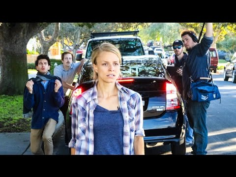 Humour: Comedy group imagines first film shot on Toyota Prius reverse camera