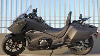 8. New 2015 Honda NM4 Review
