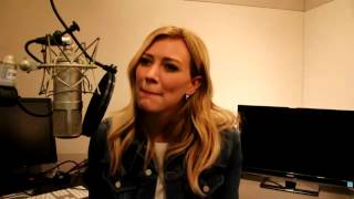 HilaryDuff - Exclusive Interview @Virgin Radio Toronto