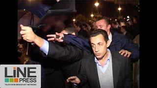 Argenteuil France  city photos gallery : Archives LP. Nicolas Sarkozy sur la dalle d'Argenteuil / Argenteuil (95) - France 25 octobre 2005