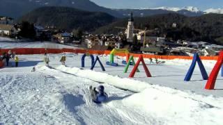 Winterspielplatz Kastelruth