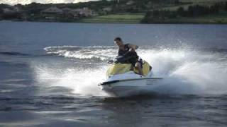 9. Denis Jet Ski Sea Doo GTI