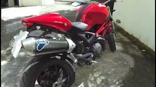 8. Ducati Monster 796 Preview [HD]