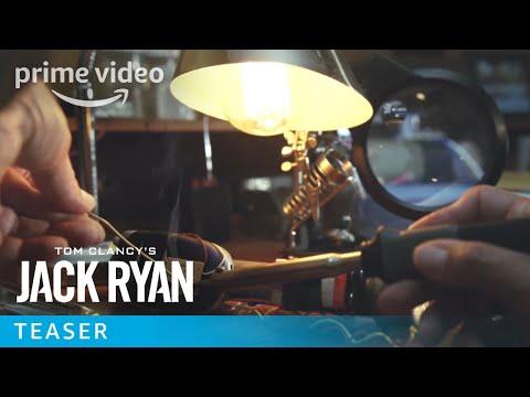 Jack Ryan (Teaser 'Hobbies')
