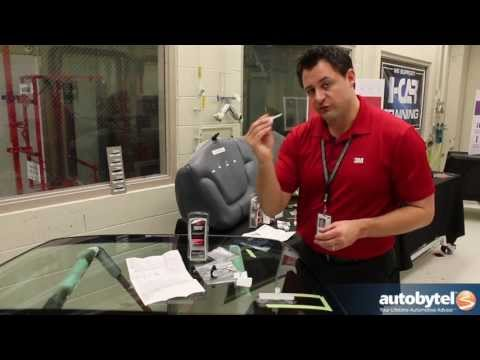 Autobytel Auto Extra: Repairing A Windshield With 3M