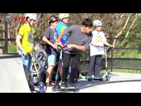 Inauguración Skate Park de La Garriga - Bestial Wolf