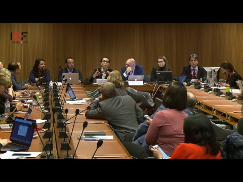 Council of Europe: Internet intermediaries: shared commitments and corporate responsibility