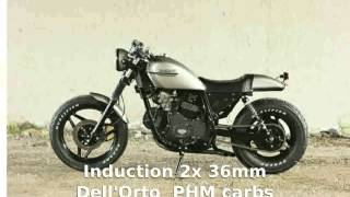 10. Ducati 650 Indiana  Specification Engine