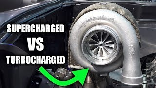 Turbochargers Vs Superchargers   Which Is Better