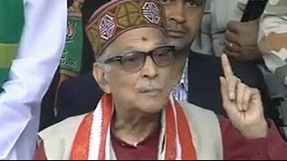 Murli Manohar Joshi denies rift over Narendra Modi and his seat in UP