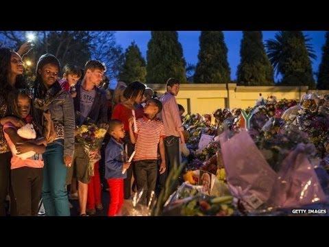 Nelson Mandela death : 'Day of prayer' in South Africa