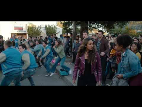 Students vs Police Riot part 2 (13 Reasons why S04E08)