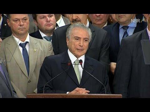 Βραζιλία: Ανέλαβε επισήμως καθήκοντα προέδρου ο Μισέλ Τέμερ