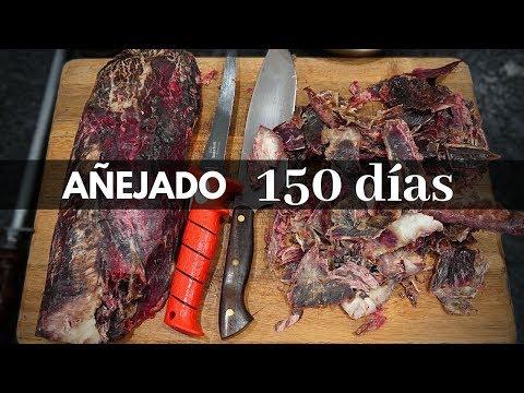 Carne Madurada en casa 150 días   La Capital