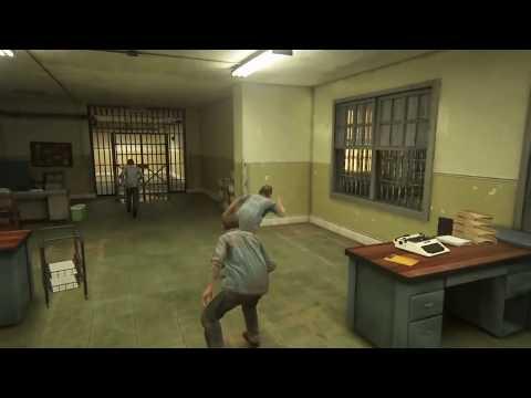 Prison escape animated short movie