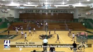 Argos Volleyball vs. SB Washington