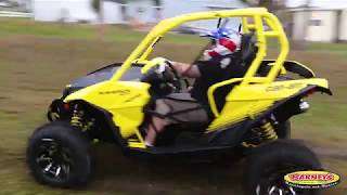 5. Barney's 2018 Can-Am Maverick XMR 1000R