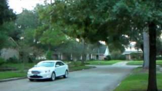 Test Drive - 2011 Ford Taurus Sel