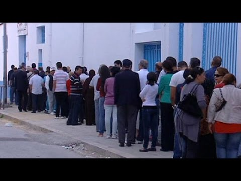 election - Tunisia votes on Sunday in the country's second free election since former president Zein El-Abidine Ben Ali was ousted in the onset of the Arab Spring four years ago. The election features...