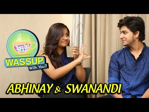 Video WassUp With You | Episode 2 | Abhinay Berde & Swanandi Berde | Fun Chat With Brother & Sister download in MP3, 3GP, MP4, WEBM, AVI, FLV January 2017