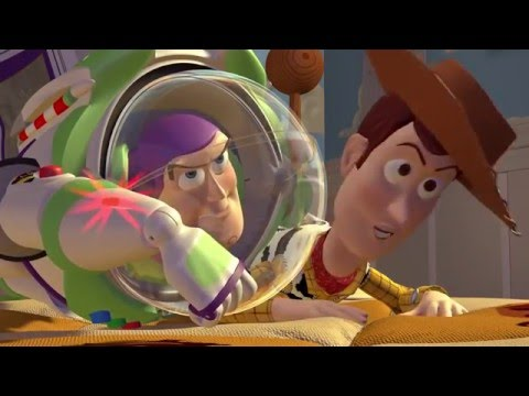 Toy Story Woody Is Jealous Of Buzz
