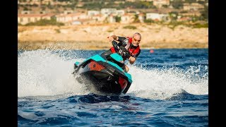 1. Reviewing The 2018 SEA-DOO Line up in Cyprus - Joe Achilles SeaDoo