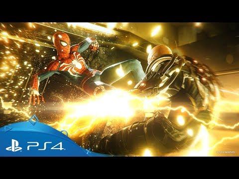 Trailer gameplay E3 2018 de Marvel's Spider-Man