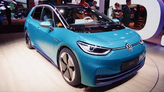VW ID.3 : Volkswagen's Affordable Electric Car   Carfection by Carfection