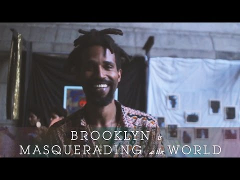 Kwesi Abbensetts   Brooklyn Is Masquerading As The World   Ep 1
