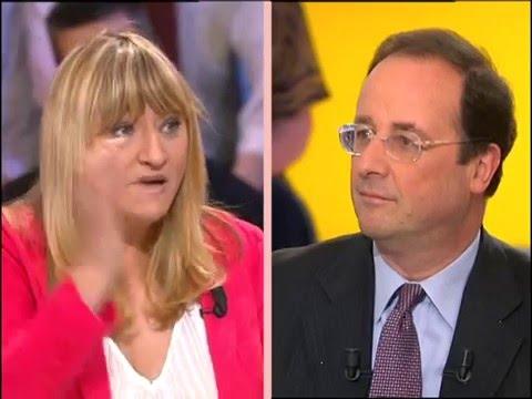 François Hollande, Lilian Thuram : lutte contre la drépanocytose - On a tout essayé - 17/05/2006