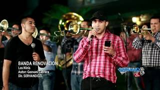 Download Lagu Banda Renovacion - Los Ninis (En Vivo 2015) Mp3