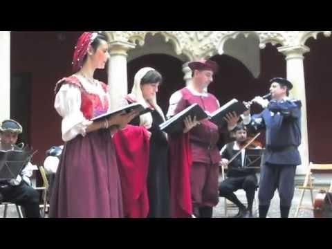 Cursos y talleres Música Antigua 2017