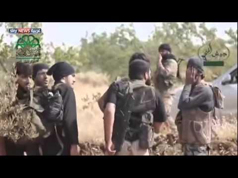 جيش الفتح يدخل أريحا (فيديو: تقرير إخباري)