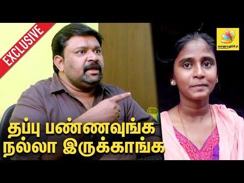 Neeya Naana Gopinath Interview