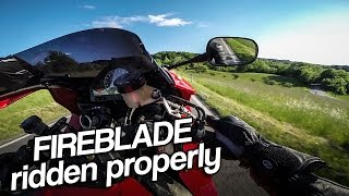 4. RAW onboard: 2004 HONDA CBR1000RR FIREBLADE Arrow