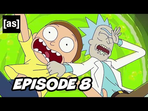 Rick and Morty Season 4 Episode 8 TOP 10 WTF and Easter Eggs