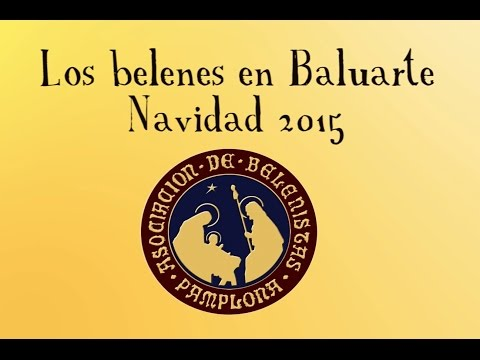 "Exposición ""Belenes en Baluarte"" - Navidad 2015"