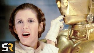 Video 10 Bloopers In Star Wars Movies You May Have Missed MP3, 3GP, MP4, WEBM, AVI, FLV Juli 2018