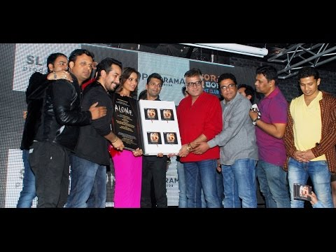 Music Launching Of Movie Alone with Bipasha Basu & Karan Singh Grover