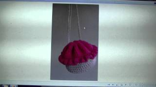 FREE WRITTEN PATTERN - Cupcake bag