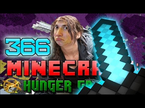 Minecraft: Hunger Games w/Mitch! Game 366 – Epic Diamond Weapons!